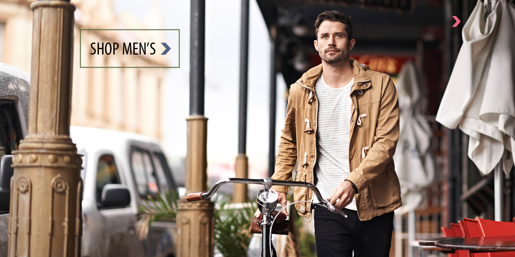 Shop Men's Fashion