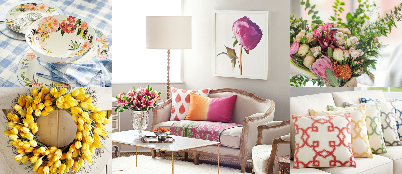 Spring Decor Spring Decorating Tips Ideas Buyer Select