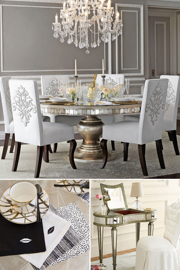Modern Glam Decor