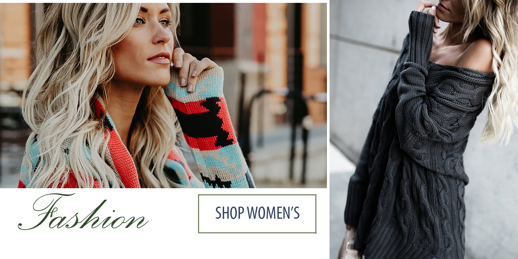 Shop Women's Fashion