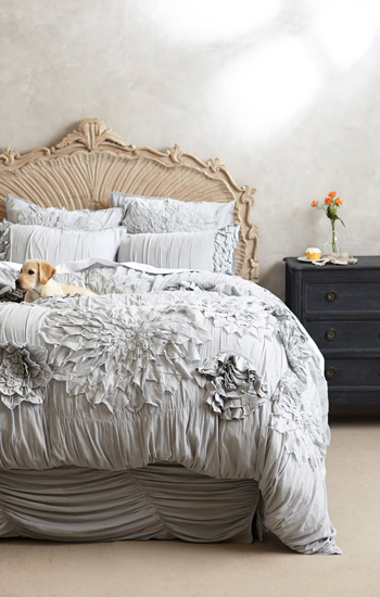 Anthropologie Bedding